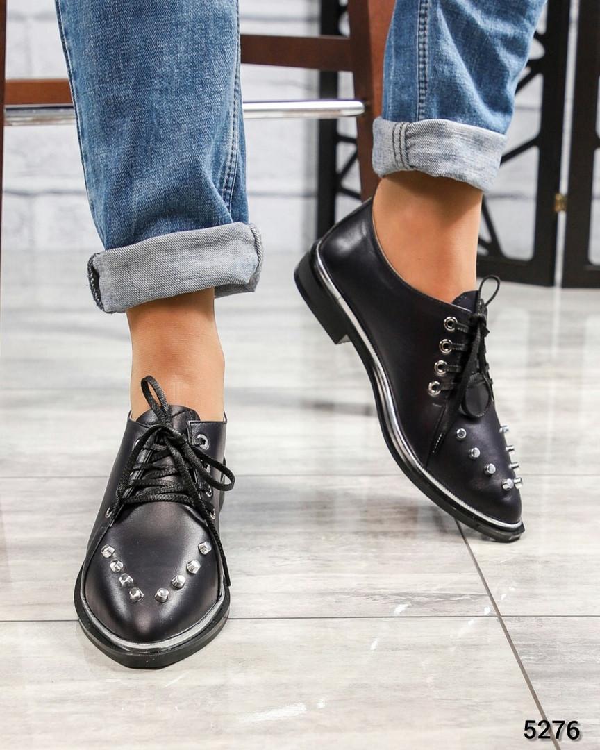 Туфли женские с шипами