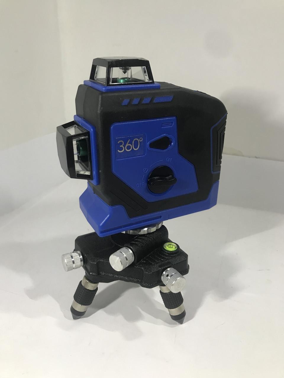 Лазерний нівелір Blur 3D
