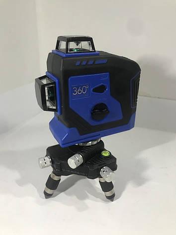 Лазерний нівелір Blur 3D, фото 2