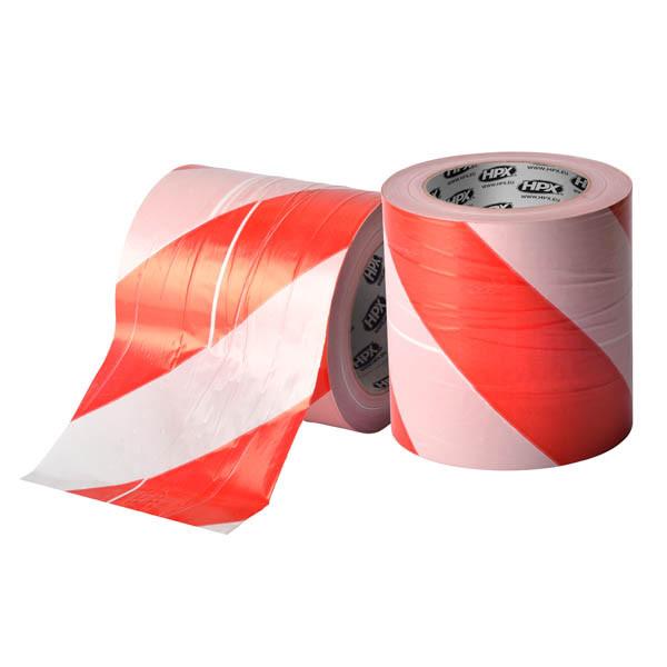 HPX Barrier Tape - высококачественная сигнальная лента для ограждения территорий - 120мм x 100м