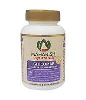 Глюкомап, диабет, снижение сахара, АНТИДИАБЕТИК, Glucomap 60 таб.