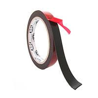 HPX 21396 Hard Fix - 6мм x 50м - черная  монтажная  лента (скотч) повышенной плотности для высоких нагрузок, фото 1