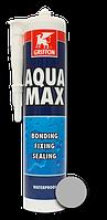 Герметик Griffon AquaMAX 425 грамм (серый)