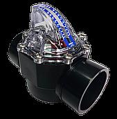 Флоуметр (счетчик измерения расхода жидкости) диаметр 63 мм