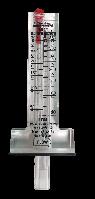 Флоуметр (Ротаметр) - механический прибор для измерения объемного расхода жидкости  диаметр 50 мм /3-18 м3/ч