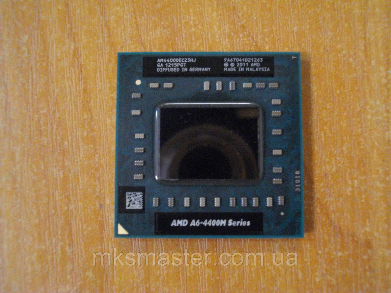Процессор AMD A6-4400M AM4400DEC23HJ БУ Рабочий