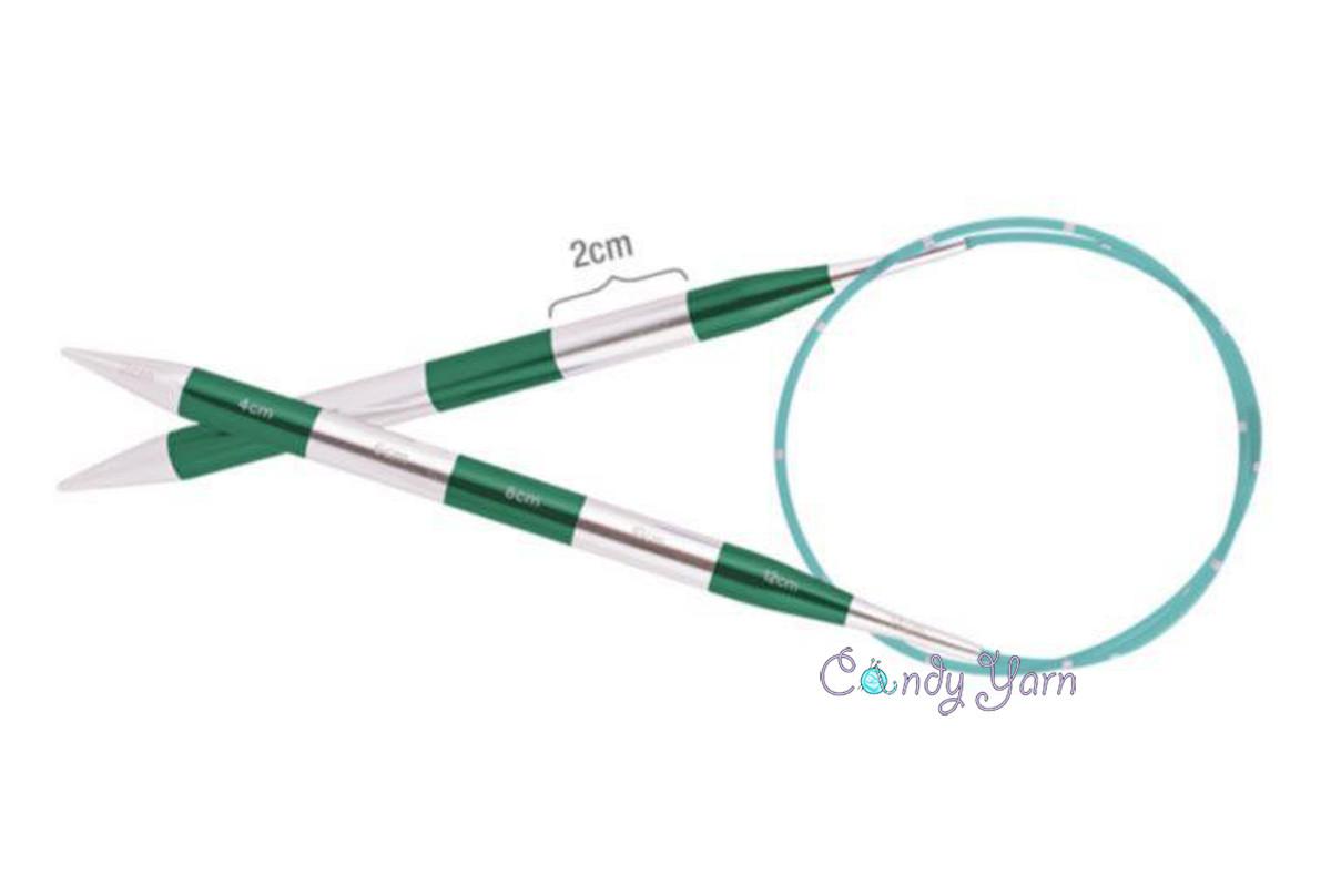 Knitpro / Спицы круговые 4.00 mm-80 cm Smartstix_KnitPro