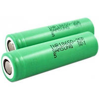 Батарея аккумулятор SAMSUNG 1200 mA/h 18650 4.2V, фото 1