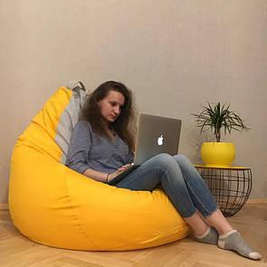 Кресло-Груша Мешок Пуфик Premium размер L (135x105)