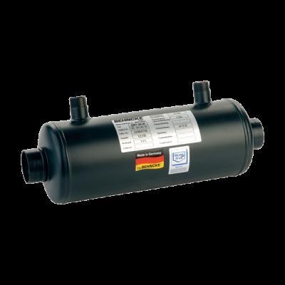 Теплообменник BEHNCKE QWT 100 - 20 Германия