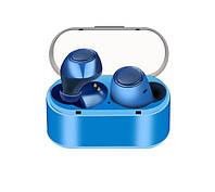 УЦЕНКА! Наушники беспроводные Bluetooth Alitek TWS-26 Stereo Синие (Предоплата), фото 1