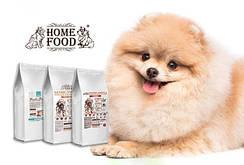 HOME FOOD для мелких пород собак