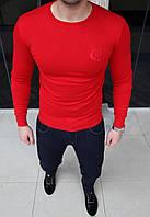 Мужская кофта Billionaire H0156 красная