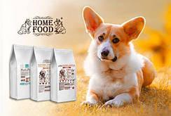 HOME FOOD для собак средних пород