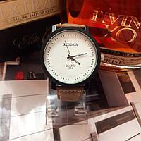 Наручные популярные мужские часы Rosinga коричневые