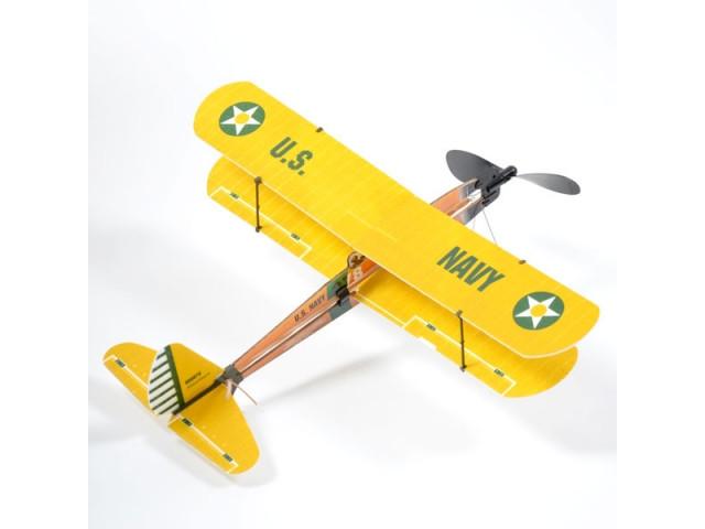 Резиномоторные авиамодели