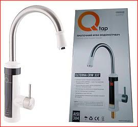 Проточный водонагреватель  Q-tap Elterna 337
