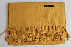 Кашемировый шарф палантин 141-2