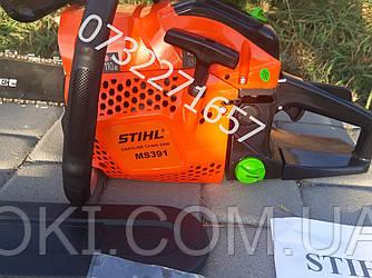 Бензопила STIHL MS 391 (шина 45 см, 4.2 кВт) Польша, Цепная пила Штиль MS 391