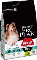 PRO PLAN для средних пород собак