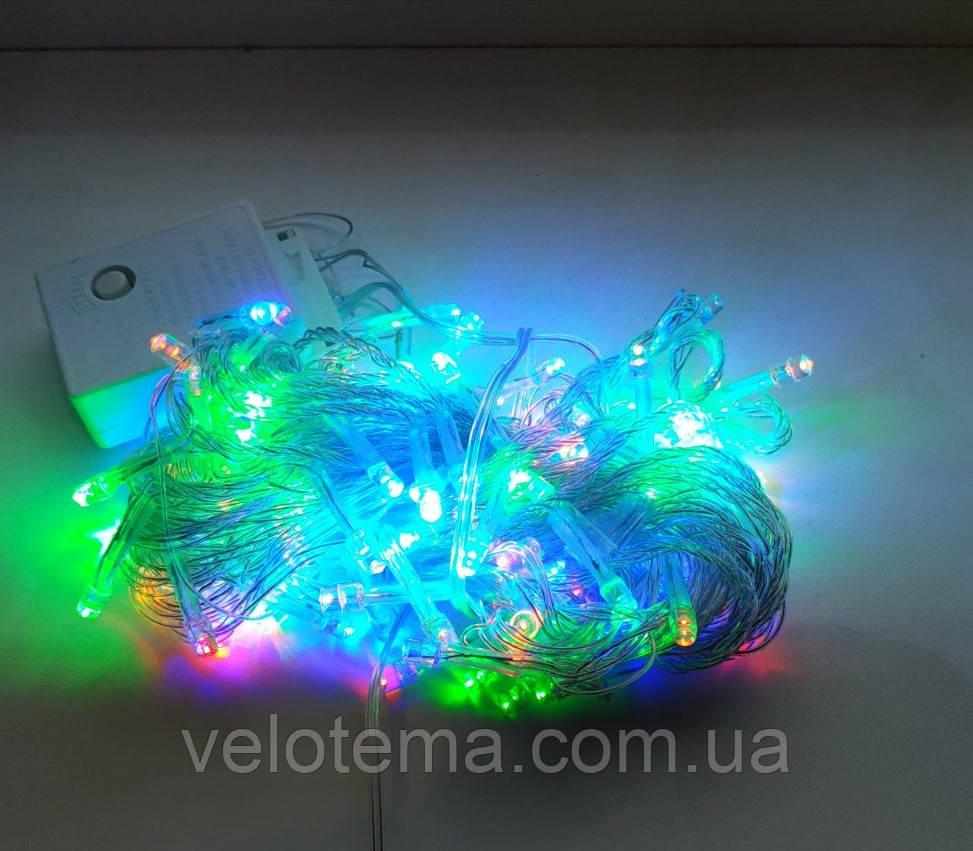 Гирлянды новогоднии LED светодиодная гирлянда
