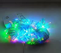 Гирлянды новогоднии LED светодиодная гирлянда, фото 1