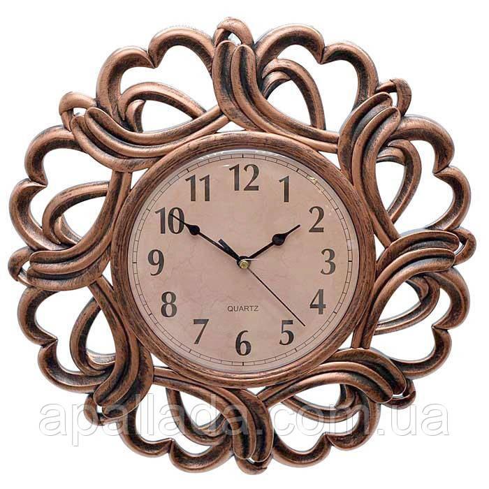 Настінний годинник 25 см