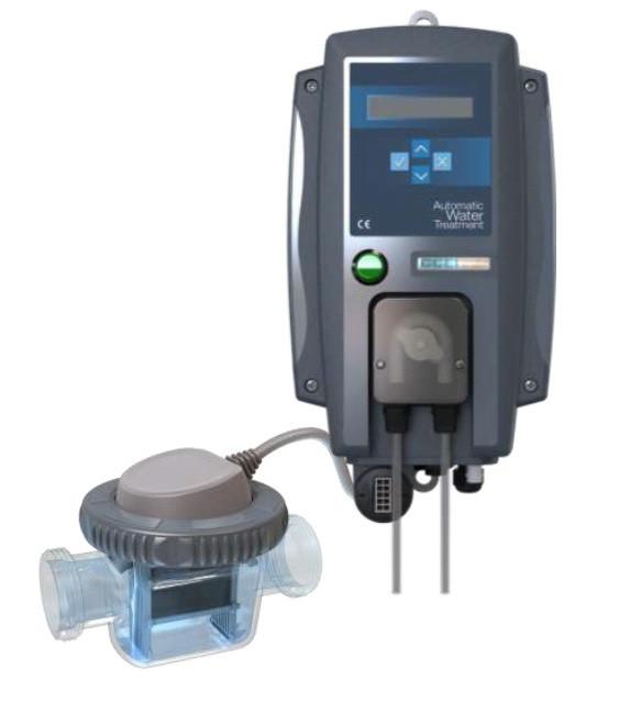 Электролизер Limpido Z3 25 (Вт, 230В, до 25м3)(pH/ORP) CCEI (Франция)