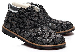 Классические ботинки для девочки