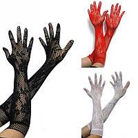 Кружевные перчатки, фото 1
