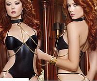 Латексный сексуальный костюм, фото 1