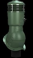 Вентиляционный выход УТЕПЛЕННЫЙ для металлочерепицы  150 мм