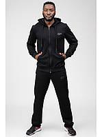 Мужской спортивный костюм Go Fitness black