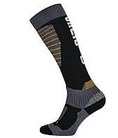 Шкарпетки лижні Spaio 44-46 Black-Grey (S44-46BGO)