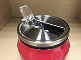 Термос Молния МакКуин (McQueen) с клапаном и трубочкой 500 мл., фото 4