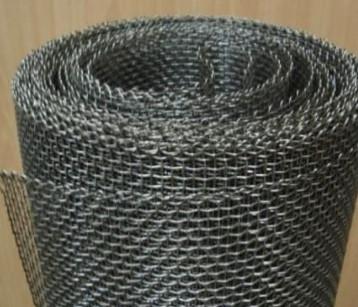 Сітки каніліровані,  плетені, ткані оцинковані та з нержавіючої сталі