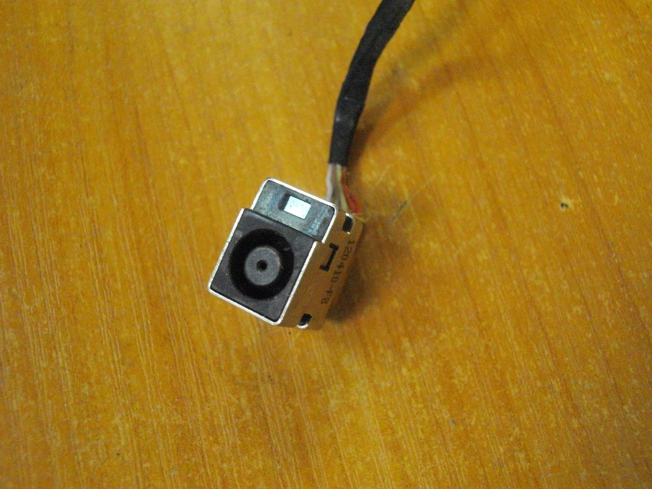 Разъем, гнездо питания от ноутбука HP m6 1000 m6-1000sr бу