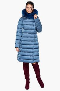 Воздуховик Braggart Angel's Fluff 31094| Женская теплая куртка, цвет: аквамариновый