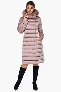 Воздуховик Braggart Angel's Fluff 31094| Женская теплая куртка, цвет: пудра