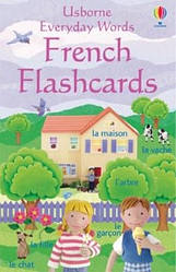 Everyday Words French Flashcards
