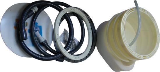 Противоток для бассейна GSA BADU JET Smart/Vogue/Wave комплект предварительной сборки