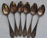 Набор чайных ложек СССР