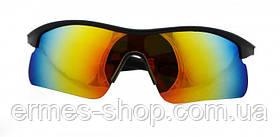 Сонцезахисні поляризовані антиблікові окуляри Tac Glasses
