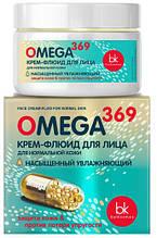 Крем-флюид для лица для нормальной кожи Belkosmex Omega 369