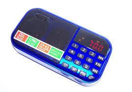 Моб.Колонка SPS T7 U7 + Батарея 100, радио приемник