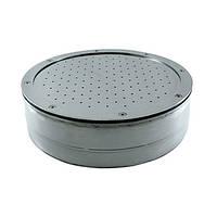 Гейзер круглый для бассейна диаметр 480 мм нержавеющая сталь AISI 316L, фото 1