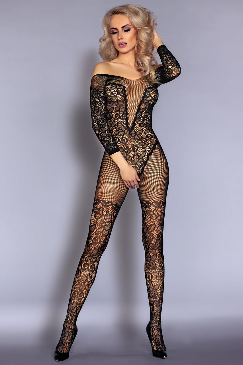 Сексуальный бодикомбинезон с рукавами Nurya Livia Corsetti Fashion S/L
