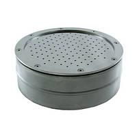 Гейзер круг диаметр 240 нержавеющая сталь для бассейна, фото 1