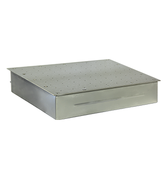 Гейзер 500х500, плитка, (нержавеющая сталь AISI 316L) для бассейна