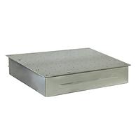 Гейзер 500х500, плитка, (нержавеющая сталь AISI 316L) для бассейна, фото 1